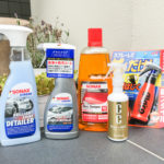 洗車用品を大人買いして本気の洗車をキメた